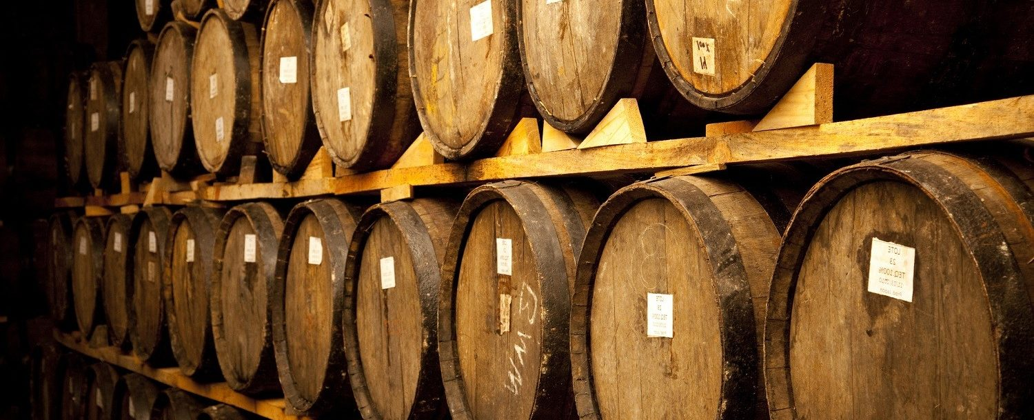 wineries niagara falls ny | barrels of aging wine