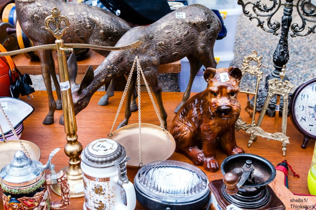 antiques clarence ny