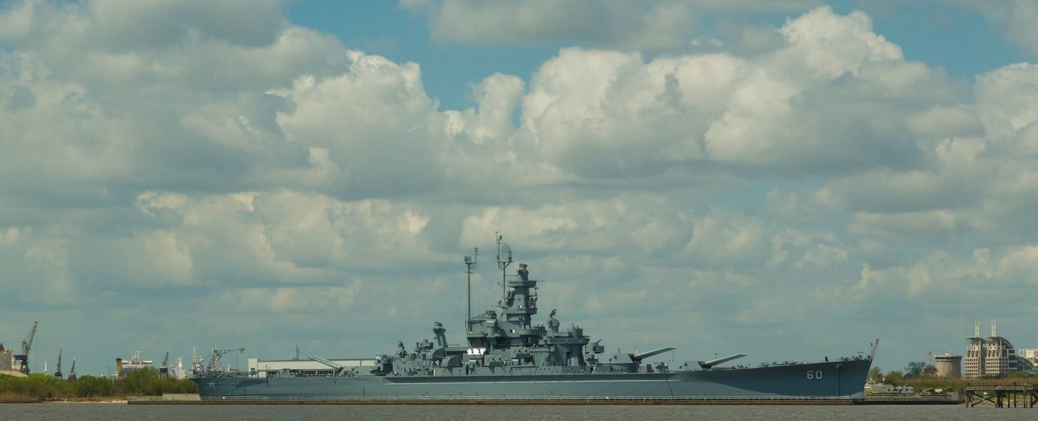 museums in Buffalo | permanently moored battleship